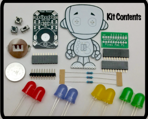 Chip Combo Raspberry PI Contents